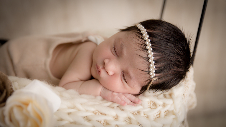Burlington Newborn Photographer